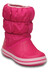 Crocs Winter Puff - Bottes Enfant - rose